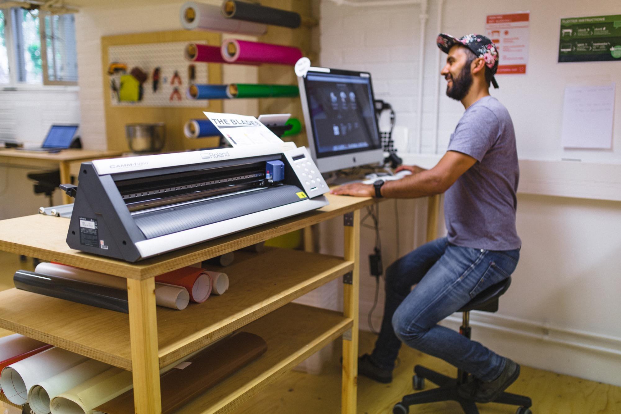 Printshop Aalto Design Factory