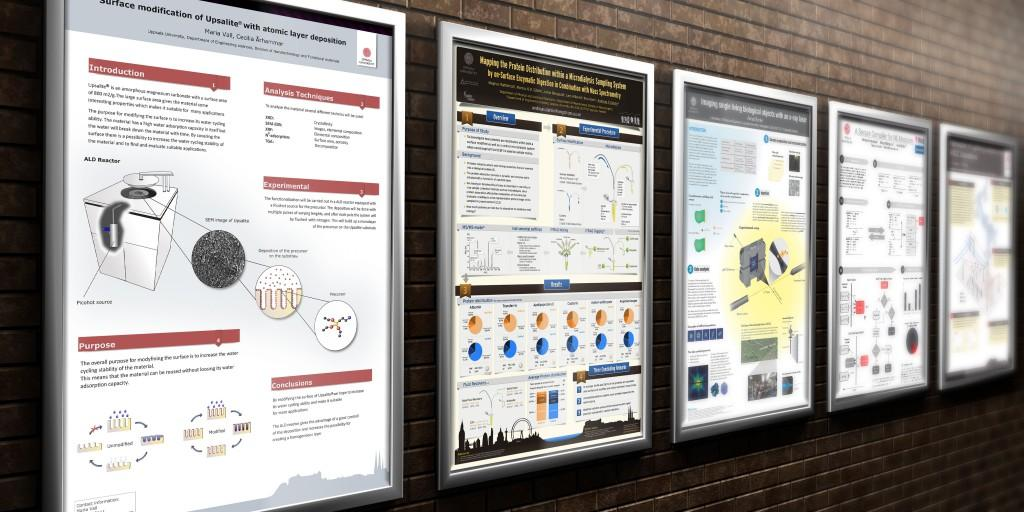 From confusing to golden scientific posters | Aalto Design